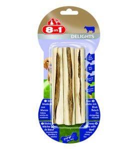 8in1 Delights Beef Sticks