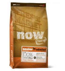NOW! Senior / Vægtkontrol foder
