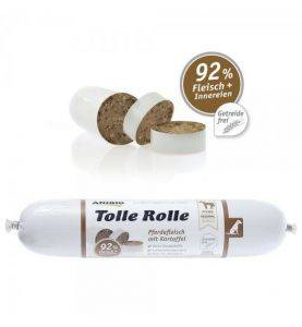 Anibio Tolle Rolle Hest