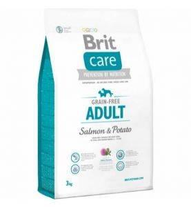 Brit Care Hund Laks Grain-free Adult