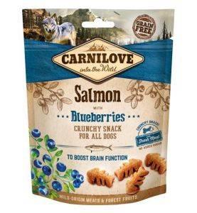 Carnilove Crunch Snack Salmon