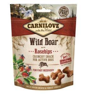 Carnilove Crunchy Snack Vildsvin