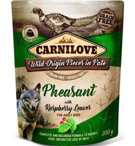Carnilove Pouch Pate Pheasant & Raspberry Leaves