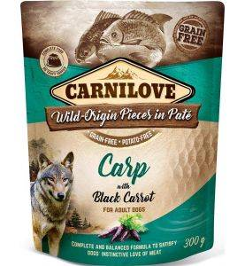 Carnilove Pouch Pate Carp & Black Carrot
