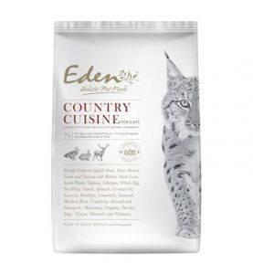 Eden Kattefoder 85/15 Country Cuisine