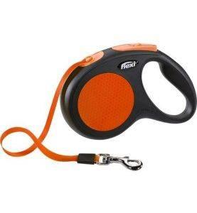 Flexi New Neon Bånd 5M Orange