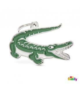 MyFamily Hundetegn Krokodille