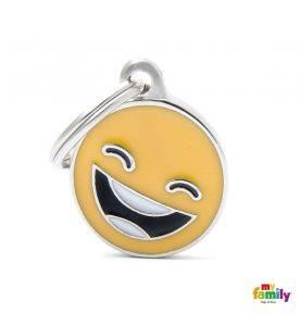MyFamily Hundetegn Emoticon Smile