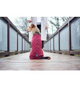 Hunter Hundesweater Malmö Bordeaux