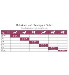 Hunter Halsbånd Convenience Comfort Gul
