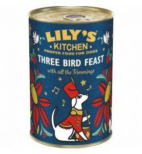 Lily´s Kitchen Christmas Three Bird Feast