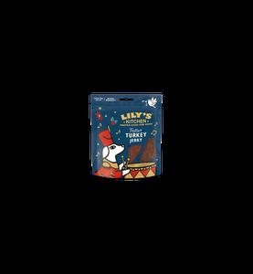 Lily´s Kitchen Christmas Treat Turkey Jerky