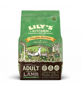 Lily's Kitchen Adult Lamb