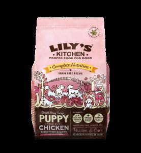 Lily's Kitchen Puppy Chicken & Salmon