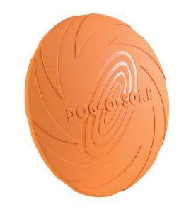 Trixie Legetøj Frisbee Naturgummi