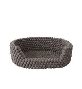 Wooldot Pet Basket Chestnut Brown