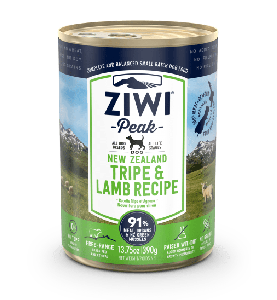 ZIWI Peak Dog Tripe & Lamb Recipe