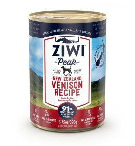 ZIWI Peak Dog Venison Recipe