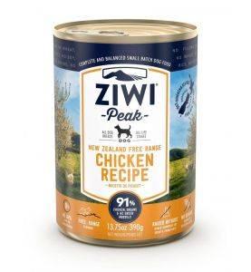 ZIWI Peak Dog Free Range Chicken Recipe